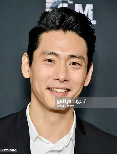 Actor Teo Yoo attends the Seoul Searching screening during the 2015 Los Angeles Film Festival at Regal Cinemas LA Live on June 17 2015 in Los Angeles...