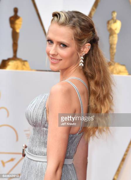 Actor Teresa Palmer attends the 89th Annual Academy Awards at Hollywood Highland Center on February 26 2017 in Hollywood California