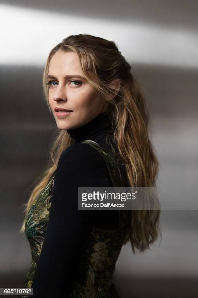 Actor Teresa Palmer is photographed for Rolling Stone at the Sundance film festival on January 20 2017 in Park City Utah