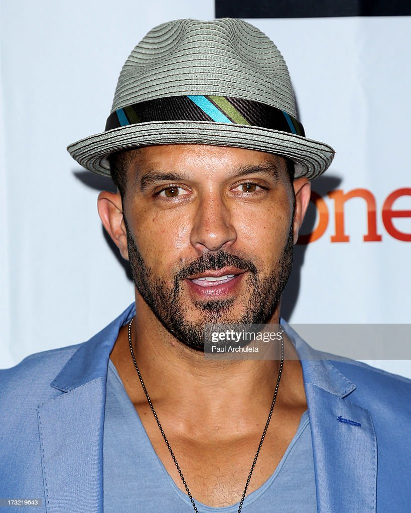 Actor Terrell Tilford attends TV One's new series 'R&B Divas LA' launch party at The London Hotel on July 9, 2013 in West Hollywood, California.