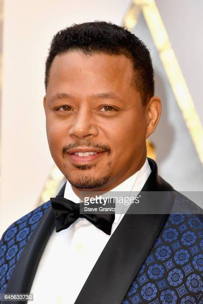 Actor Terrence Howard attends the 89th Annual Academy Awards at Hollywood & Highland Center on February 26, 2017 in Hollywood, California.