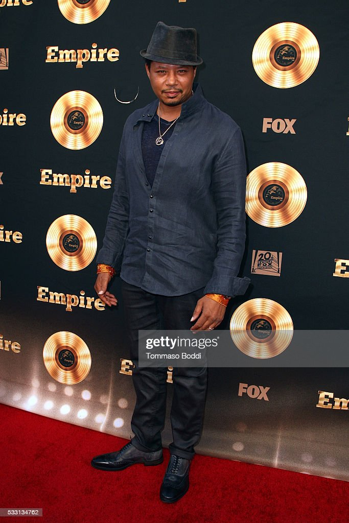 Actor Terrence Howard attends the 'Empire' FYC ATAS Event held at Zanuck Theater at 20th Century Fox Lot on May 20, 2016 in Los Angeles, California.