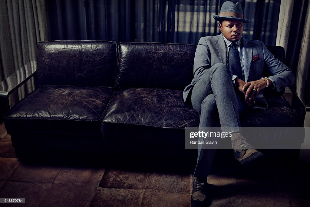 Terrence Howard, New York Moves, August 1, 2014
