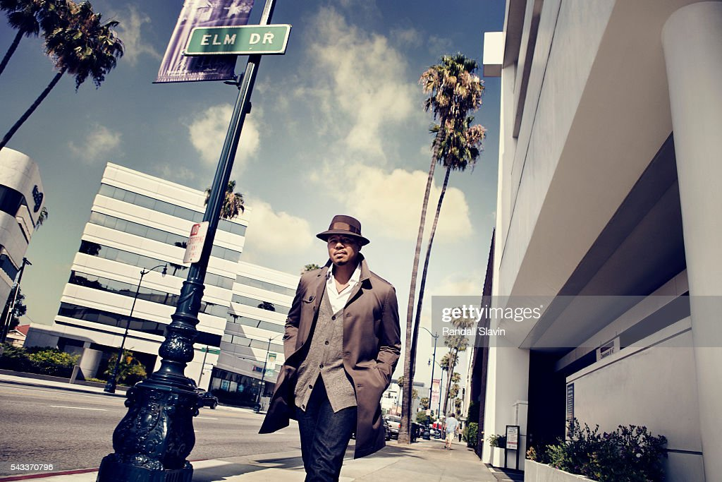 Actor Terrence Howard is photographed for New York Moves on June 10, 2014 in Los Angeles, California.