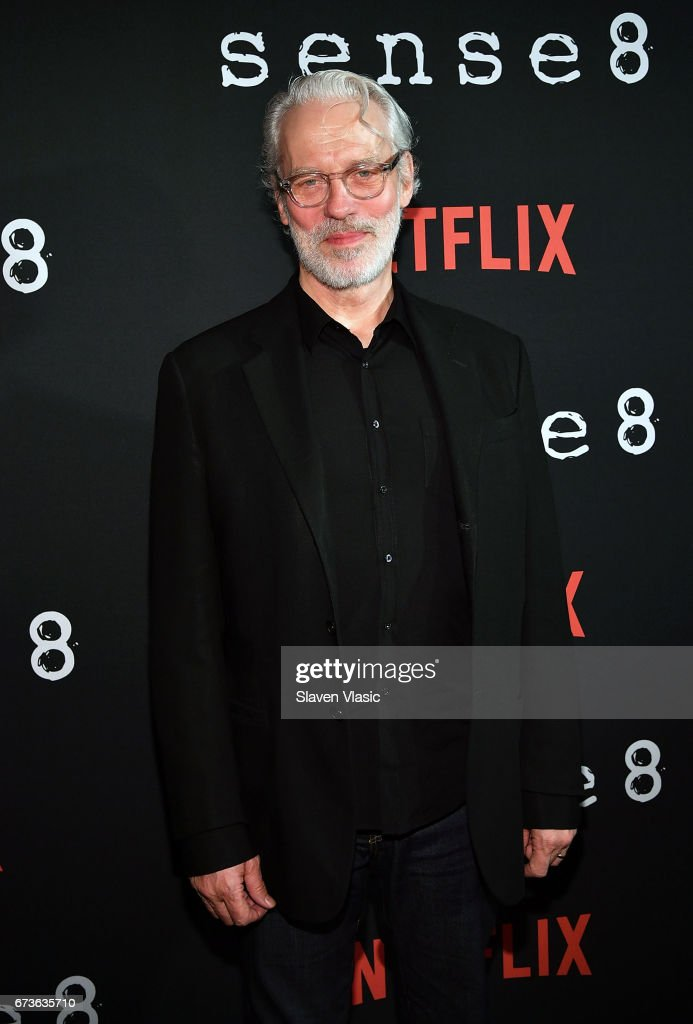 Terrence Mann Actor >> Actor Terrence Mann Attends Sense8 New York Premiere At