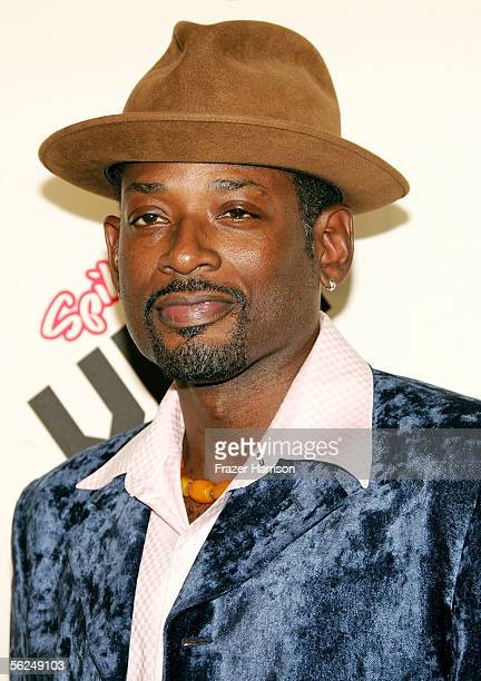 Actor Terrence 'TC' Carson arrives at the Spike TV Video Game Awards 2005 at the Gibson Amphitheater on November 18 2005 in Universal City California