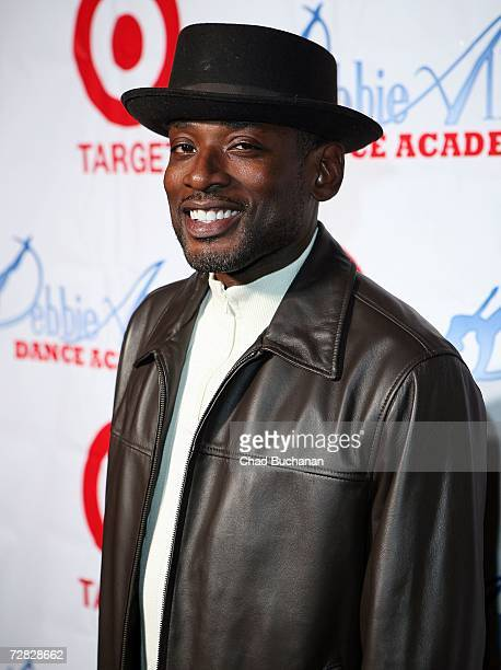Actor Terrence 'TC' Carson attends a Gala Benefit for Debbie Allen's 'The Bayou Legend' on December 14 2006 in Los Angeles California