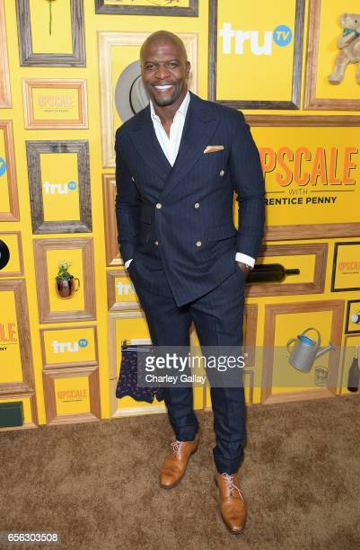 Actor Terry Crews at truTV's 'Upscale with Prentice Penny' Premiere at The London Hotel on March 21 2017 in West Hollywood California 26858_001