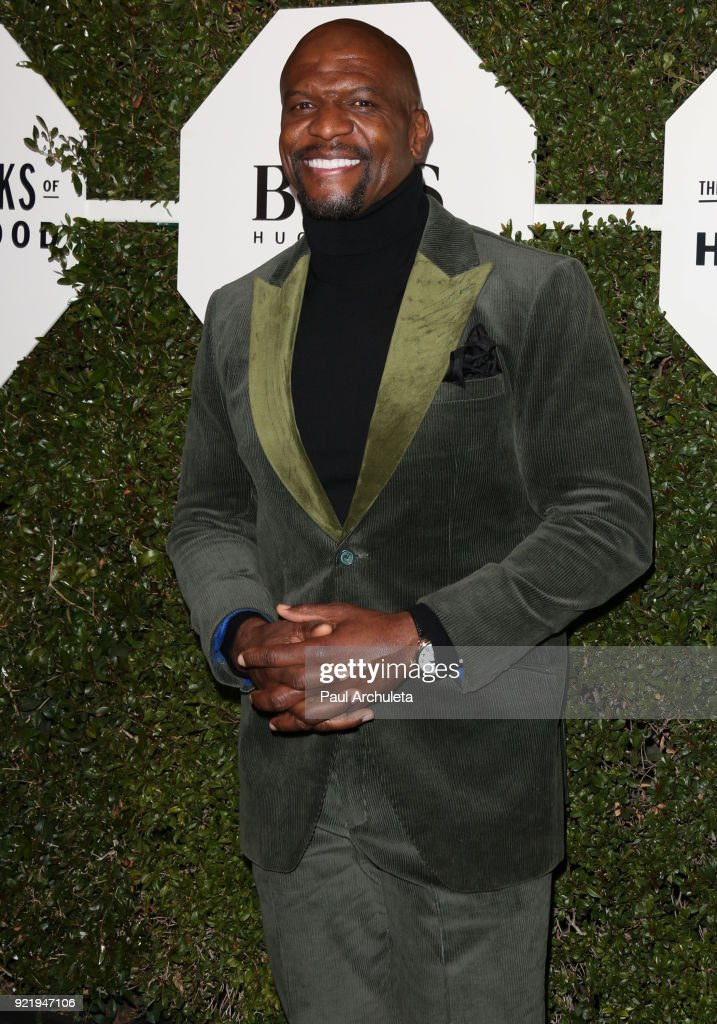 Actor Terry Crews attends Esquire's annual 'Maverick's Of Hollywood' event at Sunset Tower on February 20, 2018 in Los Angeles, California.