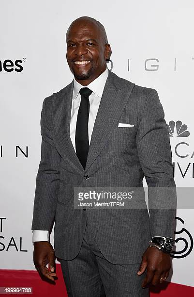 Actor Terry Crews attends the 2015 March Of Dimes Celebration Of Babies at the Beverly Wilshire Four Seasons Hotel on December 4 2015 in Beverly...