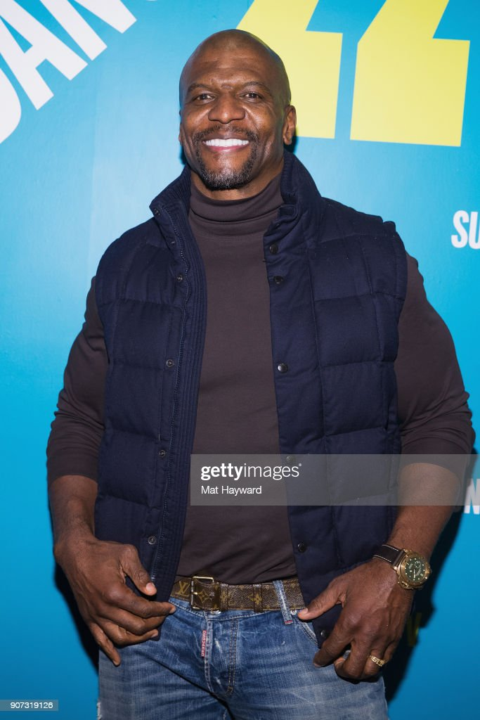 Actor Terry Crews attends the 2018 Sundance Film Festival Official Kickoff Party Hosted By SundanceTV at Sundance TV HQ on January 19, 2018 in Park City, Utah.