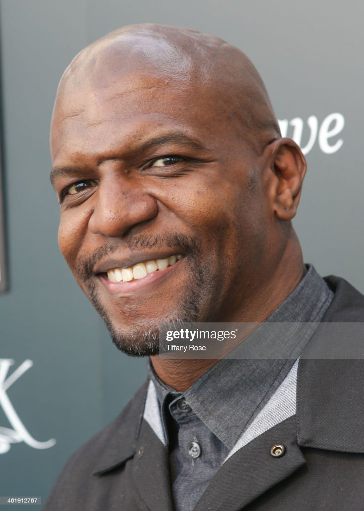 Actor Terry Crews attends the GBK & Pilot Pen Pre-Golden Globe Gift Lounge on January 11, 2014 in Beverly Hills, California.