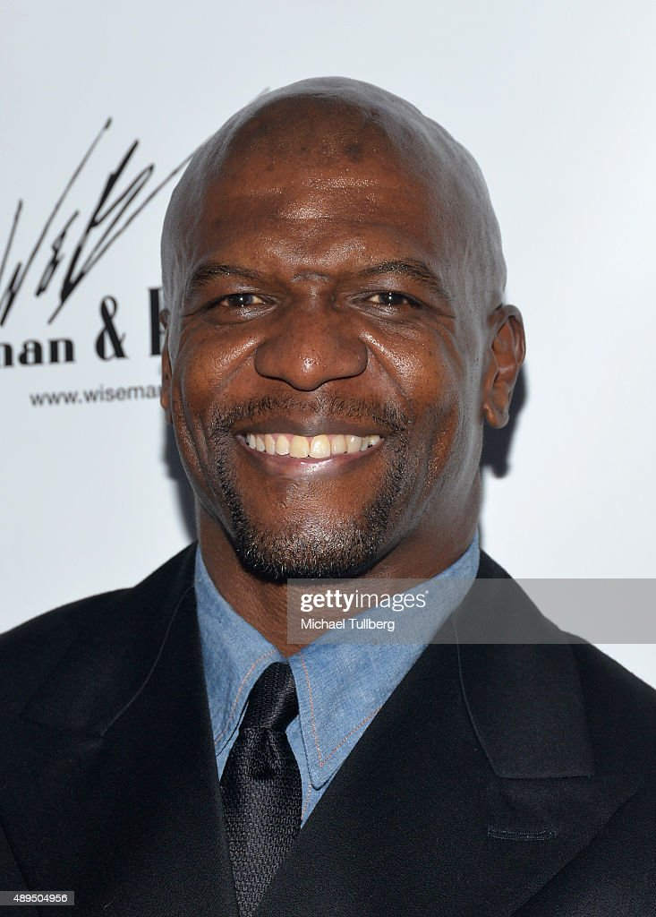 Actor Terry Crews attends The Human Rights Hero Awards presented by Marisol Nichols' Foundation for a Slavery Free World and Youth for Human Rights International at Beso on September 21, 2015 in Hollywood, California.