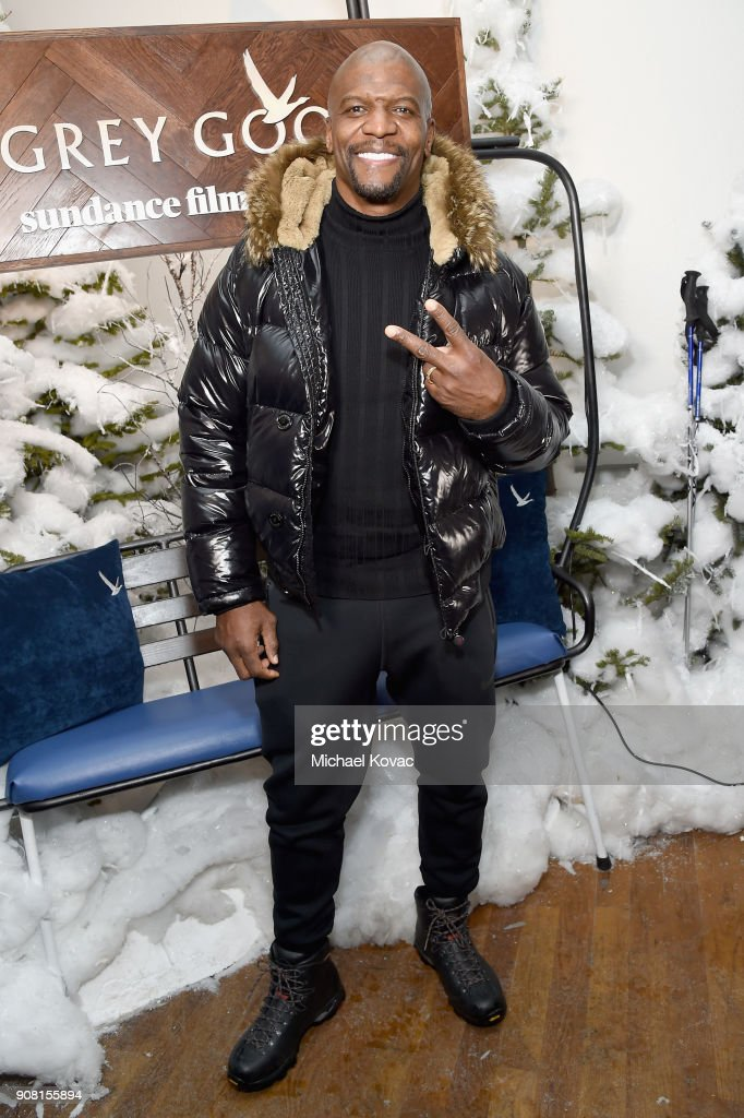 Actor Terry Crews attends the 'Sorry to Bother You' After Party at Sundance Film Festival 2018 at The Grey Goose Blue Door on January 20, 2018 in Park City, Utah.