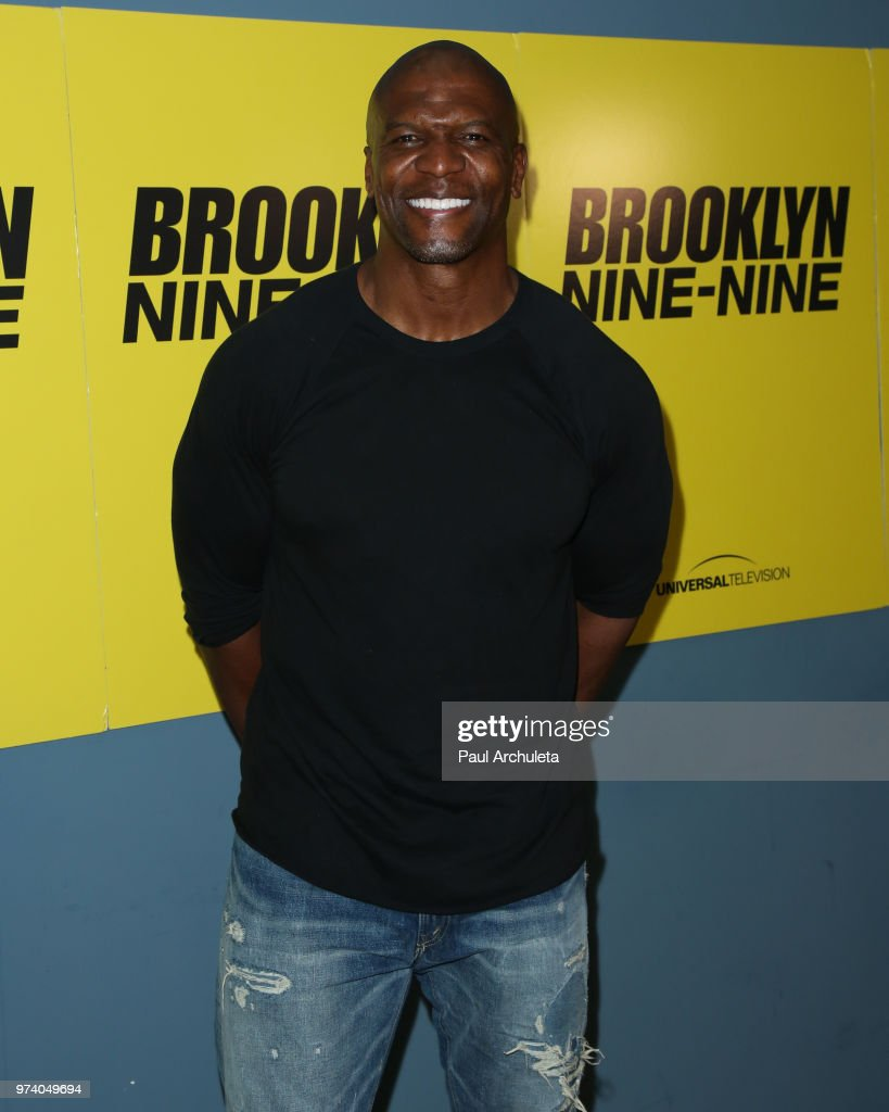 Actor Terry Crews attends Universal Television's FYC of 'Brooklyn Nine-Nine' at UCB Sunset Theater on June 13, 2018 in Los Angeles, California.