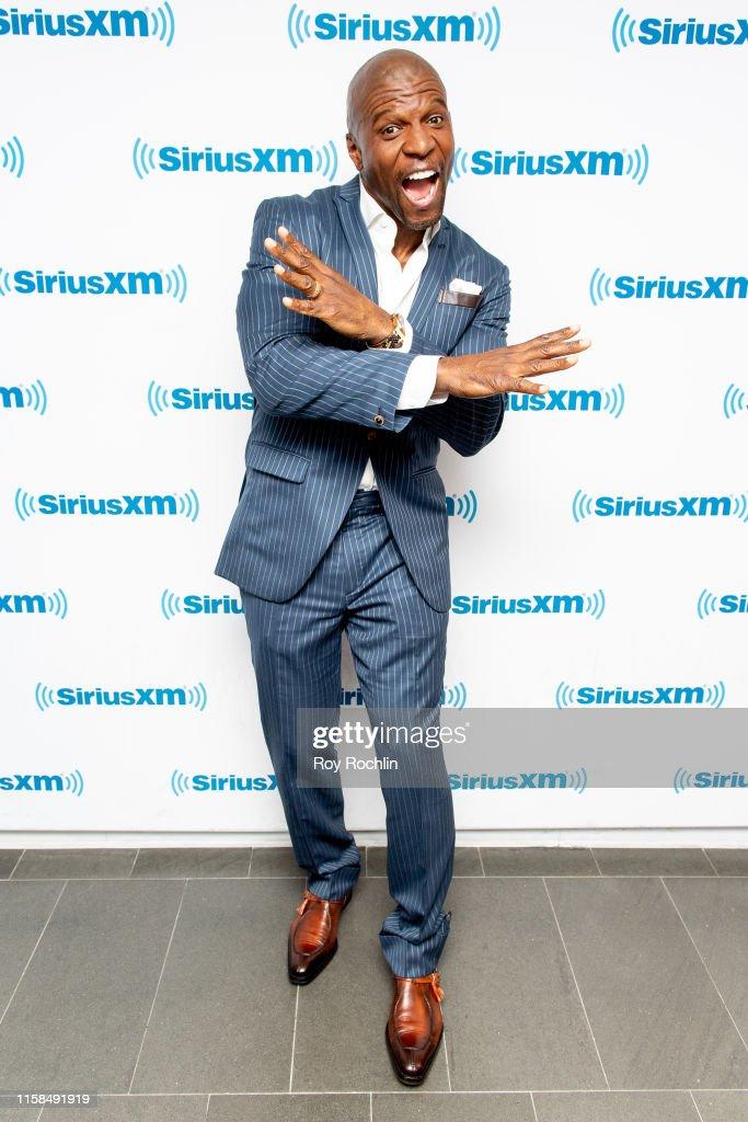 Celebrities Visit SiriusXM - June 26, 2019 : News Photo