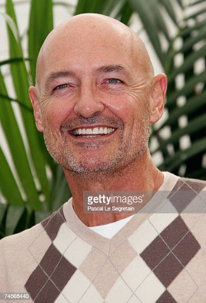 Actor Terry O'Quinn attends a photocall promoting the television serie 'Lost' on the second day of the 2007 Monte Carlo Television Festival held at...