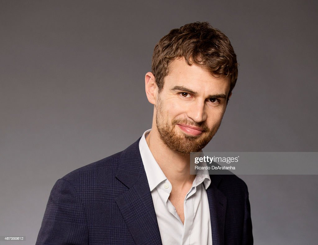 Theo James, Los Angeles Times, March 20, 2015