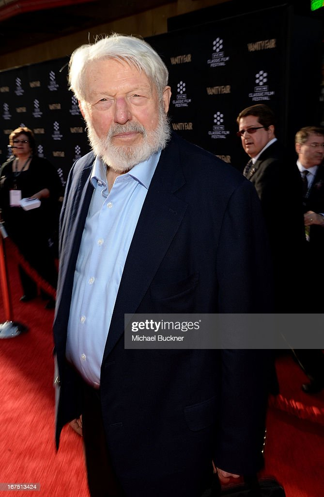 Actor Theodore Bikel attends the 'Funny Girl' screening during the 2013 TCM Classic Film Festival Opening Night at TCL Chinese Theatre on April 25, 2013 in Los Angeles, California. 23632_007_MB_0625.JPG