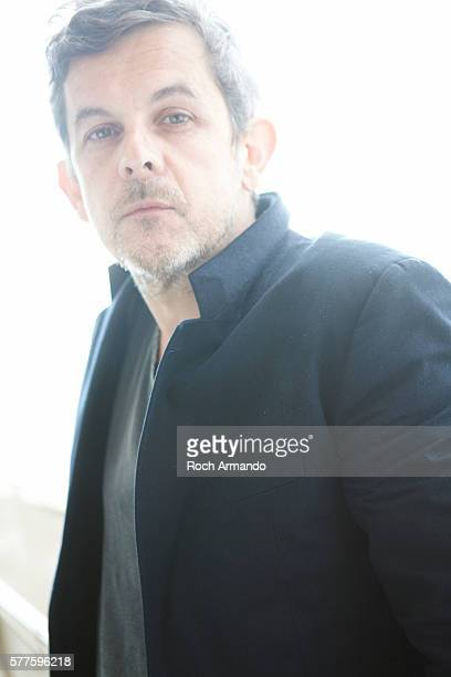 Actor Thierry de Peretti is photographed for Self Assignment on May 20 2013 in Cannes France