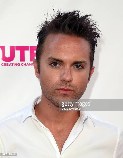 Actor Thomas Dekker attends the 2018 Outfest Los Angeles opening night gala screening of 'Studio 54' at the Orpheum Theatre on July 12 2018 in Los...