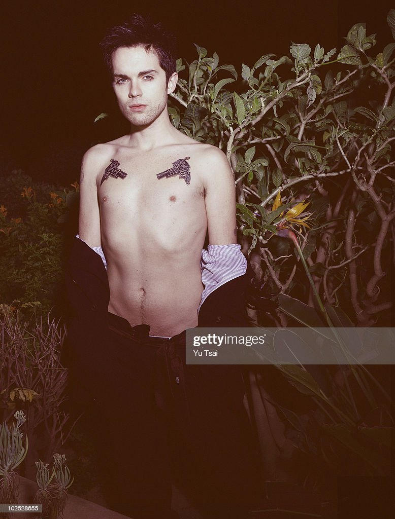 Thomas Dekker, Flaunt, March 1, 2010