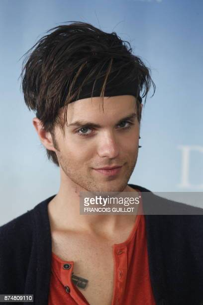 US actor Thomas Dekker poses during the photocall of the movie 'Kaboom' directed by US Gregg Araki and presented out of competition at the 36th...