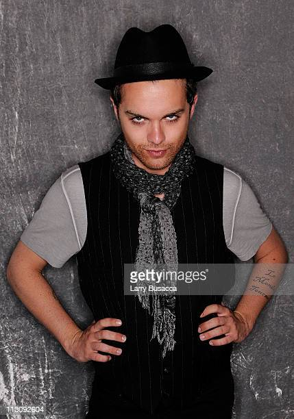 Actor Thomas Dekker visits the Tribeca Film Festival 2011 portrait studio on April 23 2011 in New York City