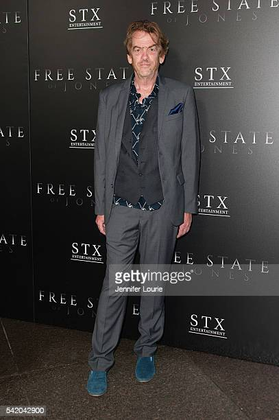 Actor Thomas Francis Murphy arrives at the Premiere of STX Entertainment's Free State Of Jones at the DGA Theater on June 21 2016 in Los Angeles...