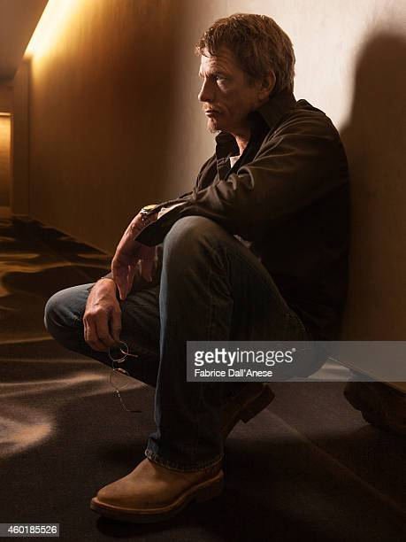 Actor Thomas Haden Church is photographed for Vanity Fair Italy on April 23 2014 in New York City