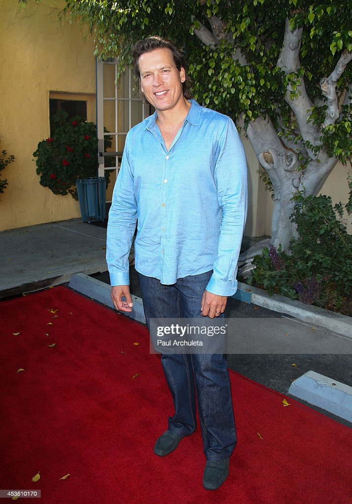 Actor Thomas Hildreth attends the premiere of 'Child Of Grace' at Raleigh Studios on August 11, 2014 in Los Angeles, California.