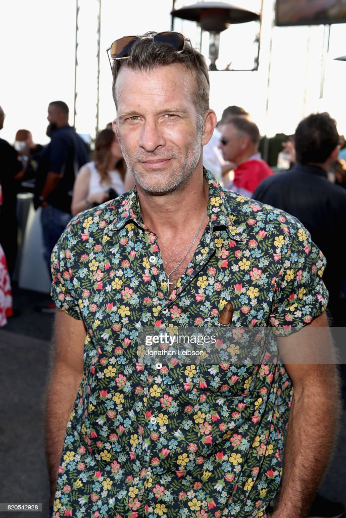 Actor Thomas Jane at BuzzFeed & The CW Present SRSLY The Best Damn Superhero Party! on July 21, 2017 in San Diego, California.