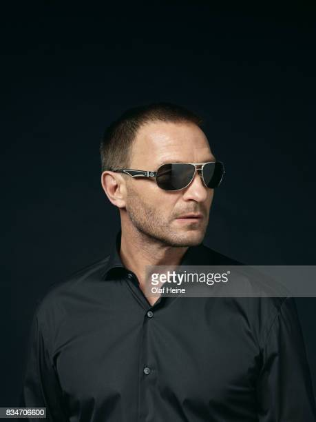 Actor Thomas Kretschmann is photographed on February 17 2014 in Berlin Germany