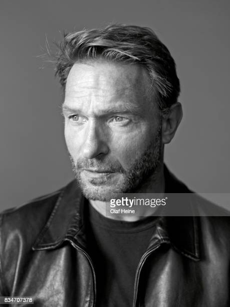 Actor Thomas Kretschmann is photographed on September 11 2015 in Berlin Germany