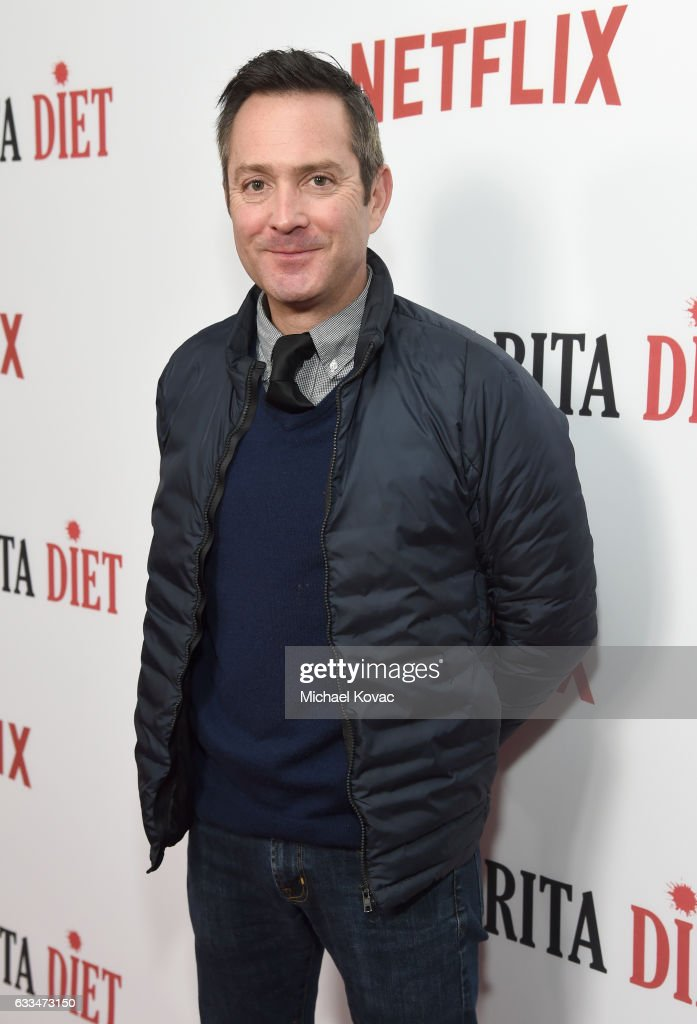Actor Thomas Lennon attends the 'Santa Clarita Diet' Premiere on February 1, 2017 in Los Angeles, California.