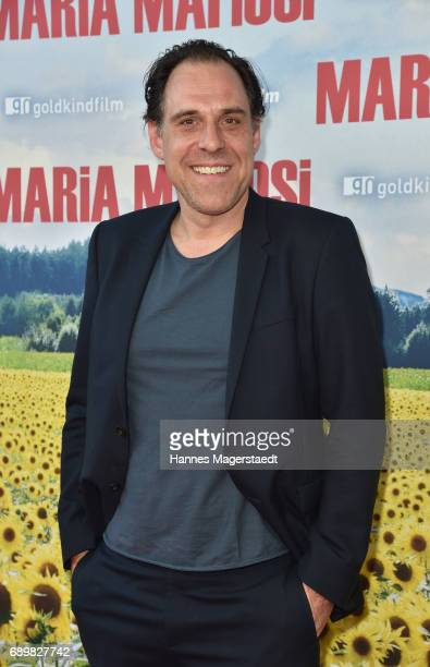 Actor Thomas Loibl during the 'Maria Mafiosi' Premiere at Sendlinger Tor Filmpalast on May 29 2017 in Munich Germany