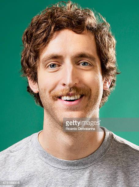 Actor Thomas Middleditch is photographed for Los Angeles Times on March 26 2015 in Los Angeles California PUBLISHED IMAGE CREDIT MUST READ Ricardo...