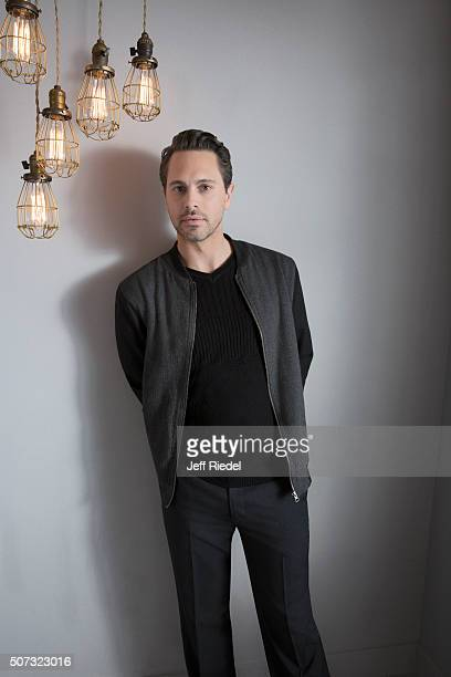 Actor Thomas Sadoski is photographed for TV Guide Magazine on January 16 2015 in Pasadena California