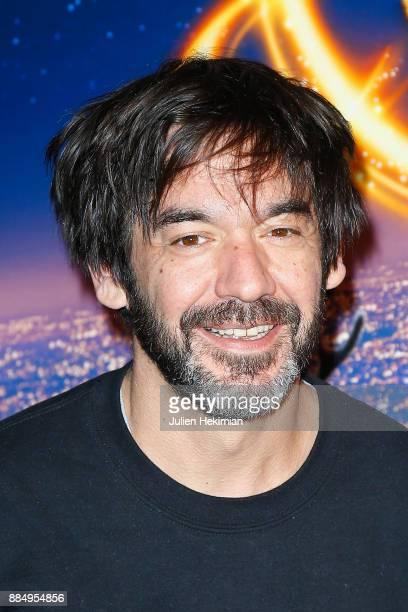 Actor Thomas VDB attends 'Santa Cie' Paris Premiere at Cinema Pathe Beaugrenelle on December 3 2017 in Paris France