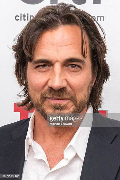 """Actor Thorsten Kaye attends the """"All My Children"""" & """"One Life To Live"""" premiere at Jack H. Skirball Center for the Performing Arts on April 23, 2013..."""