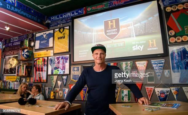 Actor Thorsten Nindel attends the preview screening of the new documentaries 'Deutschland Deine Fussballseele' and 'Magische WMMomente Tore Traeume...