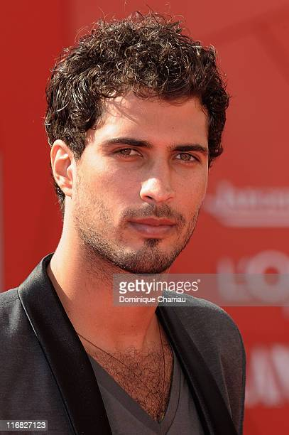 Actor Thyago Alves attends the Il Compleanno Premiere at the Palazzo del Casino during the 66th Venice Film Festival on September 8 2009 in Venice...