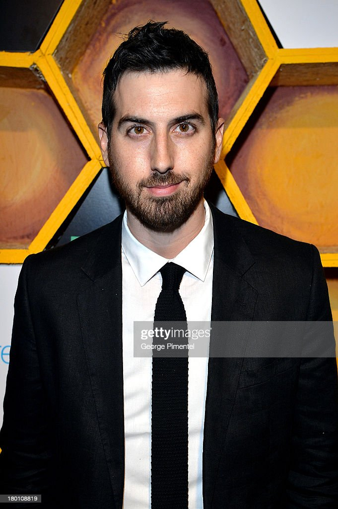 Actor Ti West attends the SodaStream presents The Worldview Party at Live at the Hive during the 2013 Toronto International Film Festival on September 8, 2013 in Toronto, Canada.