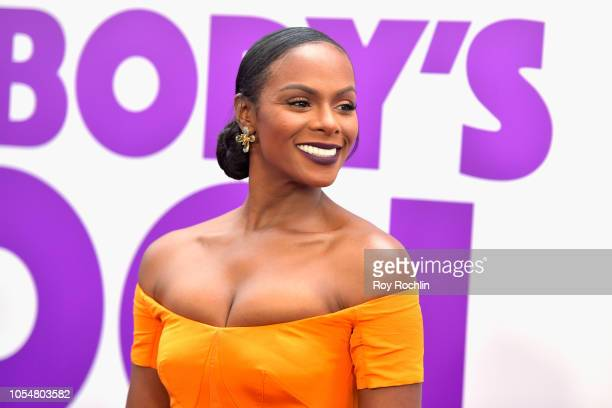 Actor Tika Sumpter attends the world premiere of 'Nobody's Fool' at AMC Lincoln Square Theater on October 28 2018 in New York New York