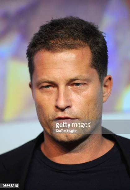 Actor Til Schweiger attends the Medienboard Reception 2010 during day four of the 60th Berlin International Film Festival on February 13 2010 in...