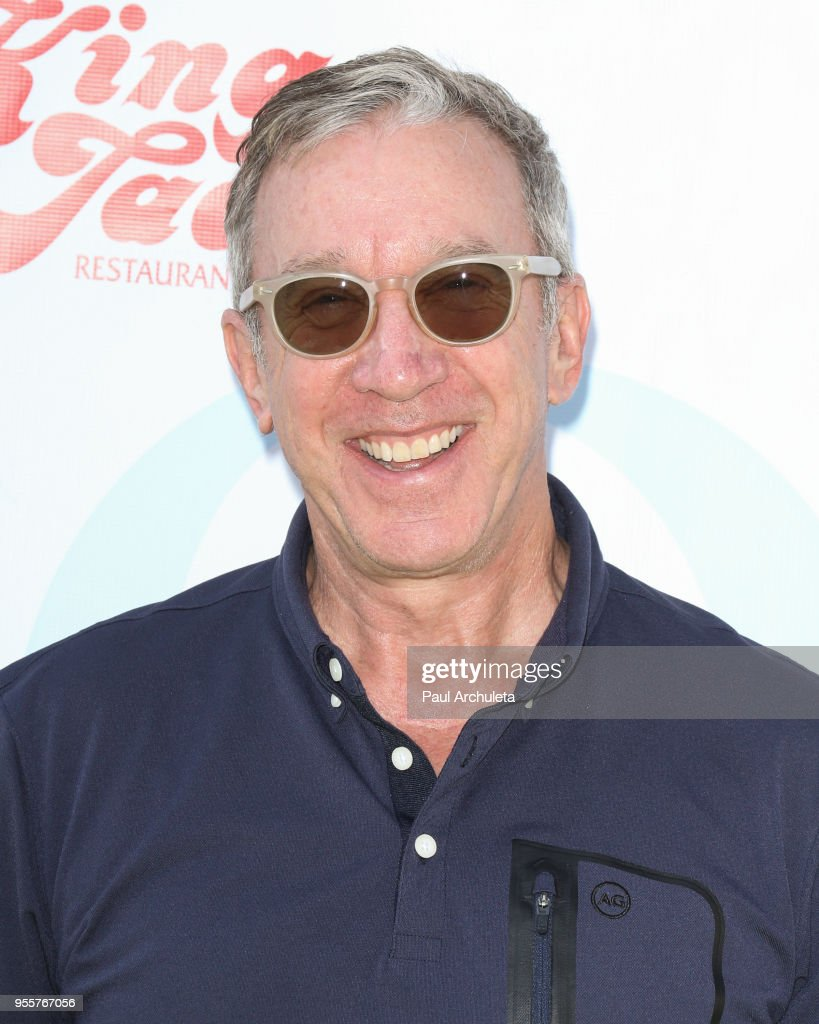 Actor Tim Allen attends the 11th annual George Lopez Celebrity Golf Classic at Lakeside Country Club on May 7, 2018 in Toluca Lake, California.