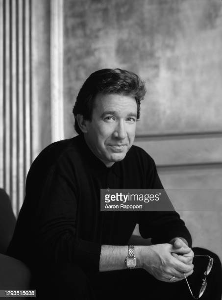 Actor Tim Allen poses for a portrait in Los Angeles, California.