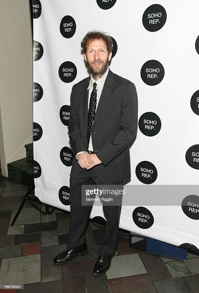 Actor Tim Blake Nelson attends the 36th Annual Soho Rep Spring Gala at Battery Garden Restaurant on April 8, 2013 in New York City.