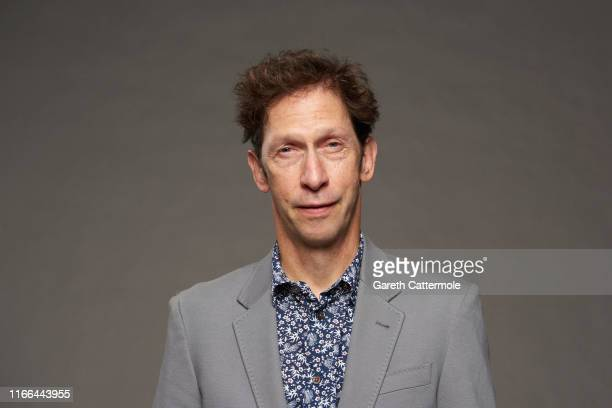 Actor Tim Blake Nelson from the film 'Just Mercy' poses for a portrait during the 2019 Toronto International Film Festival at Intercontinental Hotel...
