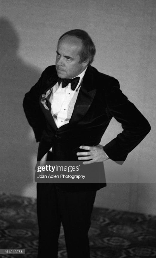 Tim Conway At The Emmy Awards : News Photo